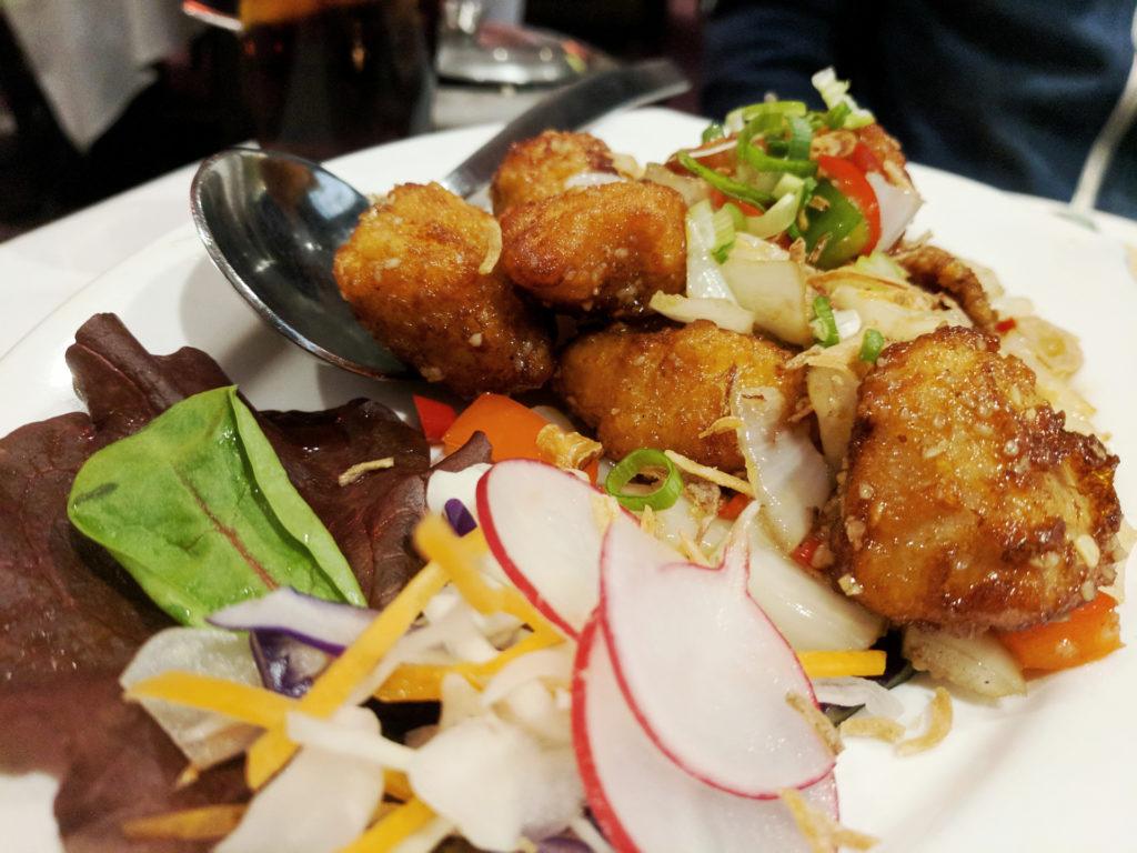 Salt & Pepper Chicken - Amber Regent, Glasgow