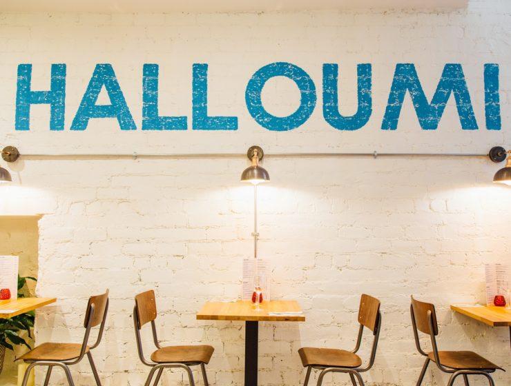 Halloumi, Glasgow