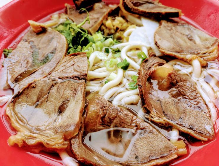 Noodle, Glasgow - Beef Shin Noodles